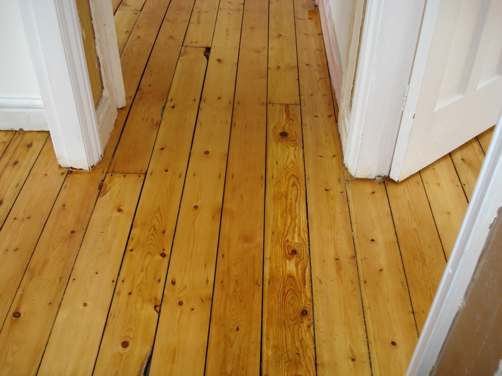 Floorcare services for Pine wood flooring