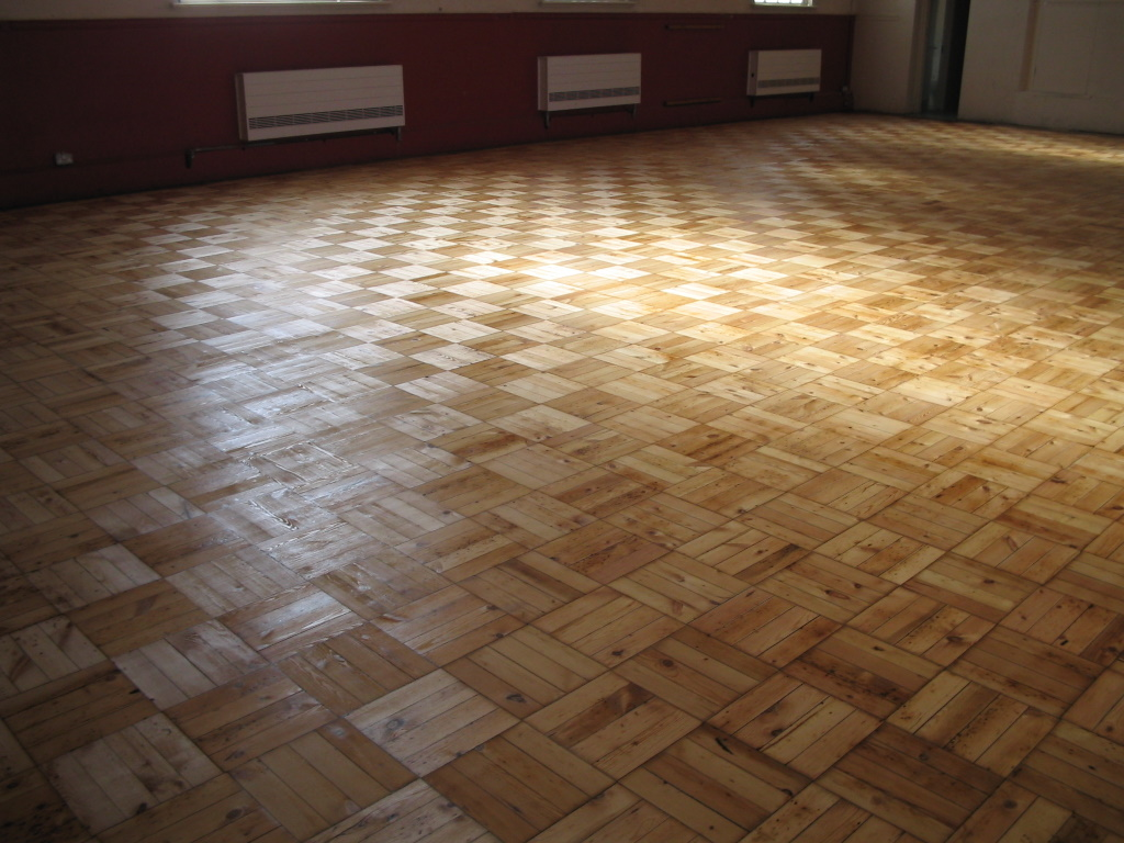 Village Hall Floor Community Centre Floor